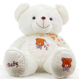 """Большой плюшевый медведь """"Baby""""  (222150)"""