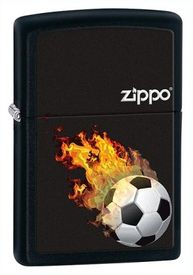 "Зажигалка Zippo ""Soccer (28302 Soccer)"