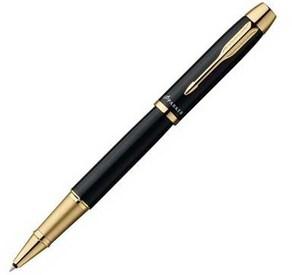 "Ручка-роллер ""Parker IM Black GT"", F (S0856360)"