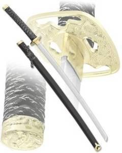 Самурайский меч большой (50024-BK-YL/1)