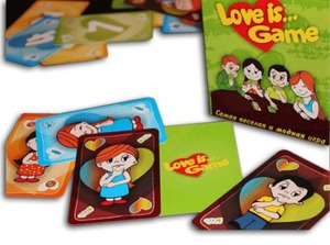 "Карточная игра ""УНО Love IS..."" (ULI)"