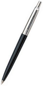 """Ручка шариковая """"Parker Jotter Special Black"""", M, синий стержень (S0705660)"""