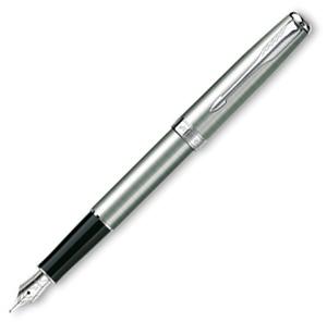 Перьевая ручка Паркер Соннет. Отделка Stainless Steel СT.PARKE (S0809210)