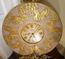 Настенные часы Бабочки в сиреневой дымка (11241)