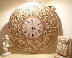 """Настенные часы """"Вальс Крем Брюле"""" (11242)"""