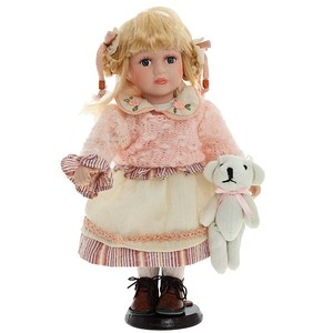 Кукла фарфоровая Любаша (672727)