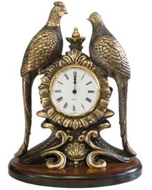 """Часы """"Павлины (43007 Б)"""