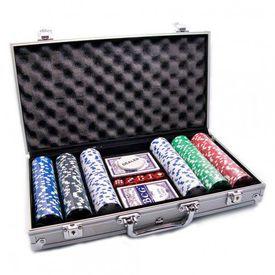 Покерный набор 300 фишек (с номиналом ) (Ultimate 300)