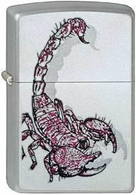 """Зажигалка """"Scorpion Color"""" (205Scorpion)"""