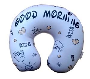 "Подушка под шею ""Доброе утро"" (ппш3337)"
