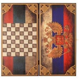 """Нарды """"Россия-герб""""(1035/5)"""