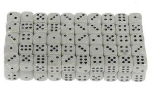 Кубик для игры в кости (42422)