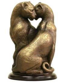 """Скульптура """"Ля- Мур"""" (22424 Б)"""
