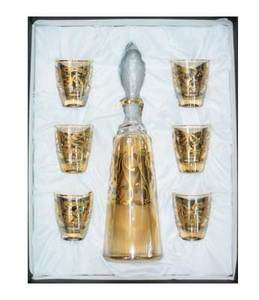 Подарочный набор для ликёра и водки (58089)