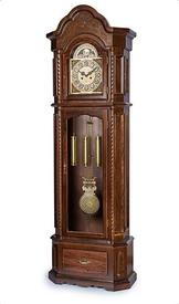 """Часы """"Вишневая элегия"""" механически (CO-0089M)"""