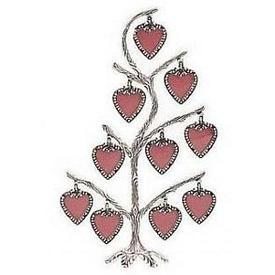 """Фоторамка семейное дерево """"Сердечки"""" (AD-610-PH-R)"""