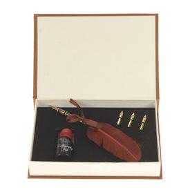 557003 Набор: перьевая ручка, сменные перья (3 шт.), чернильница (20 ml) с чернилами