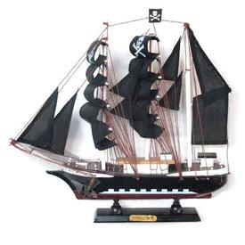 672242 Корабль, L33 W32 см