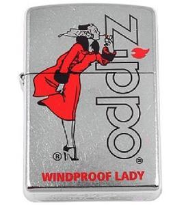 """Зажигалка Zippo """"Windy (28385)"""