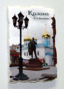 "Магнит ""Памятник Шаляпину"" (МП-12К)"