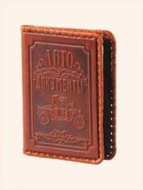 Обложка для водительского удостоверения (003-07-04)