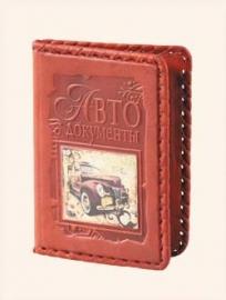 Обложка для водительского удостоверения (003-08-06)
