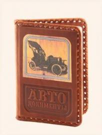 Обложка для водительского удостоверения (003-08-09)