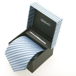 Набор: галстук и заколка для галстука (100902lbl*)