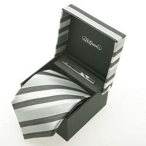 Набор: галстук и заколка для галстук (100907gr*)