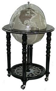 Глобус-бар напольный (камнями Swarovski) (247028)