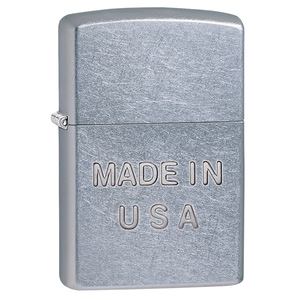 "Зажигалка Zippo ""Made in USA"" (28491)"