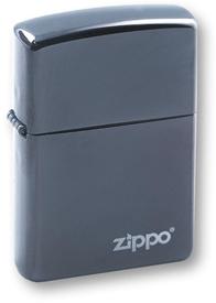"""Зажигалка Zippo """"Black Ice (150 ZL)"""