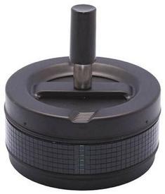 Пепельница черная (420042-916BF)