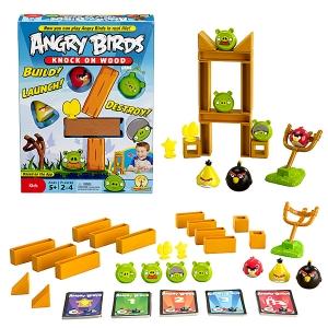 """Игра настольная """"Angry Birds"""". Подарочное издание. (158175)"""