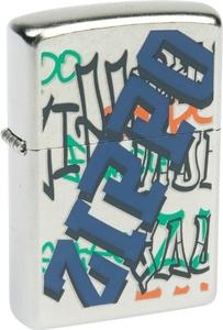 Зажигалка Zippo (MP294997) код:207 Concep (207Concept)