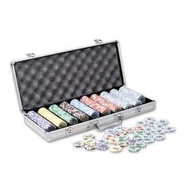 Фишки с номиналом для покера (Euro-500)