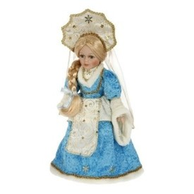"Кукла ""Снегурочка"" (17322)"