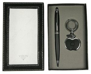Подарочный набор VIRON: авторучка, брелок (43561)