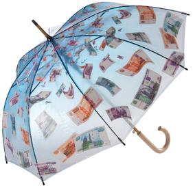 """Зонт """"Денежный дождь"""" (4672)"""