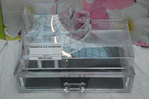 Шкатулка для косметики (S-302-48)