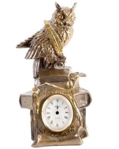 """Часы """"Ученый филин (41043 Б)"""