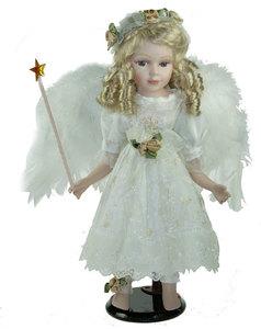 """Кукла """"Ангел"""" фарфор(15923)"""