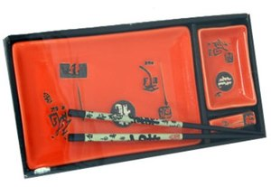 Набор для суши на 1 персону арт:1410 (14101)