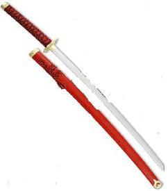 Самурайский меч большой (D-50020-YL/1)