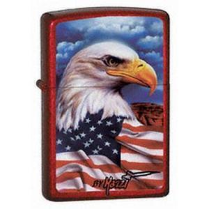 """Зажигалка Zippo """"Freedom Watch (24082)"""