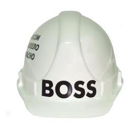Каска строительная BOSS (92261)