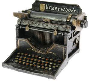 Копилка-ретро Печатная машинка (22572)
